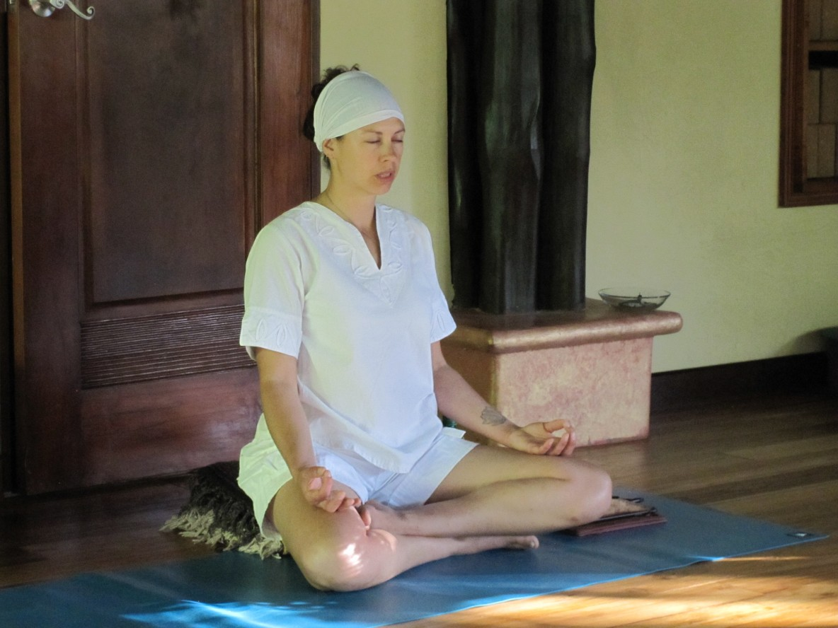 Lisa Steels, Kundalini Yoga Retreat, Costa Rica 2015