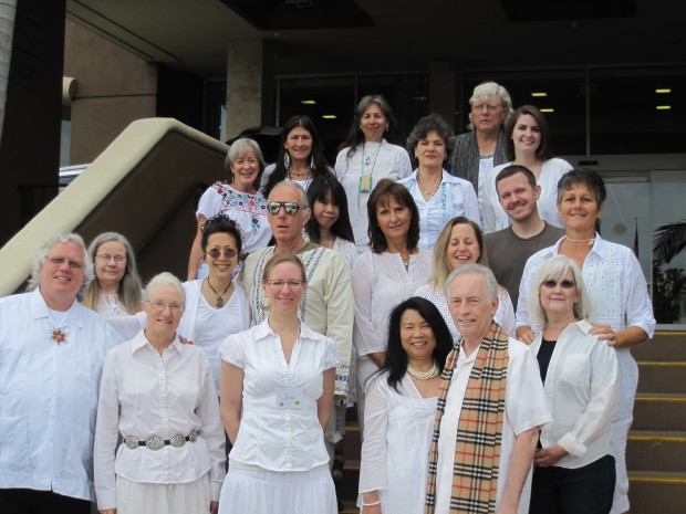 San Diego Light News Spiritual Healer's Training Graduates - Group 5