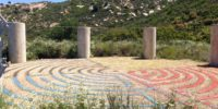 Labyrinth, Subtle Energy Retreat, San Diego California