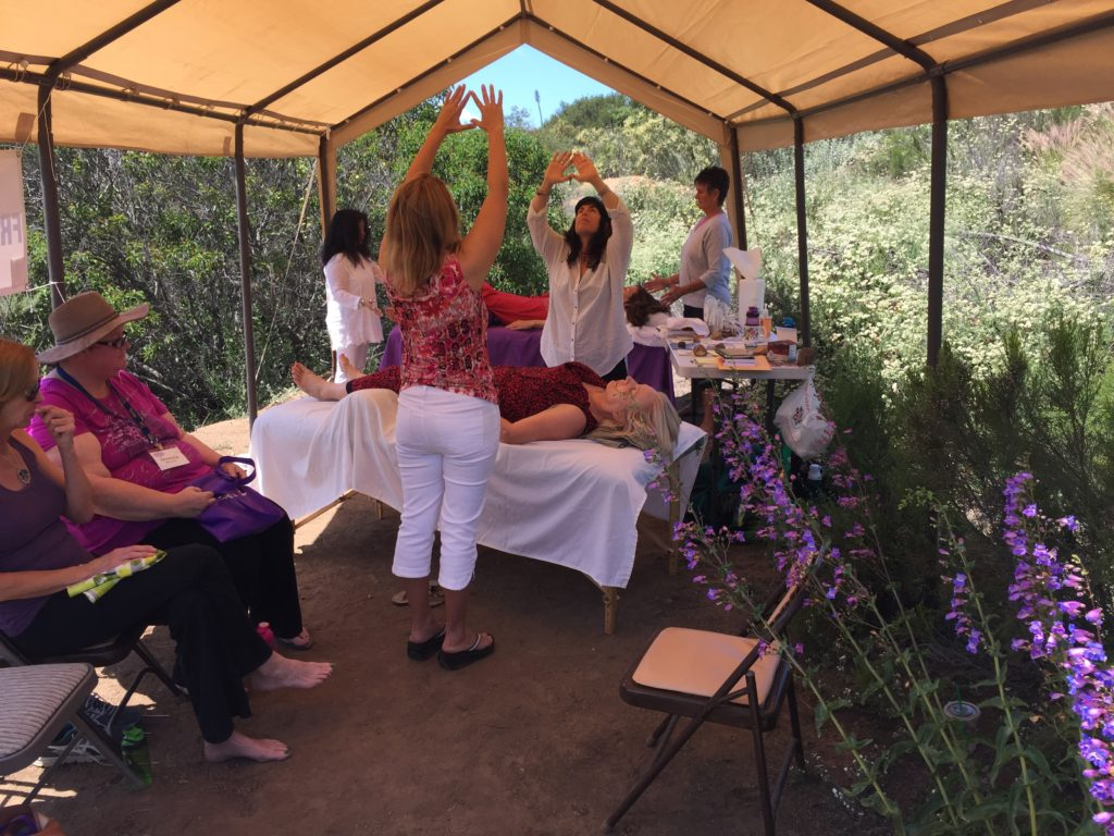 Closing of Energy, Subtle Energy Retreat, San Diego California