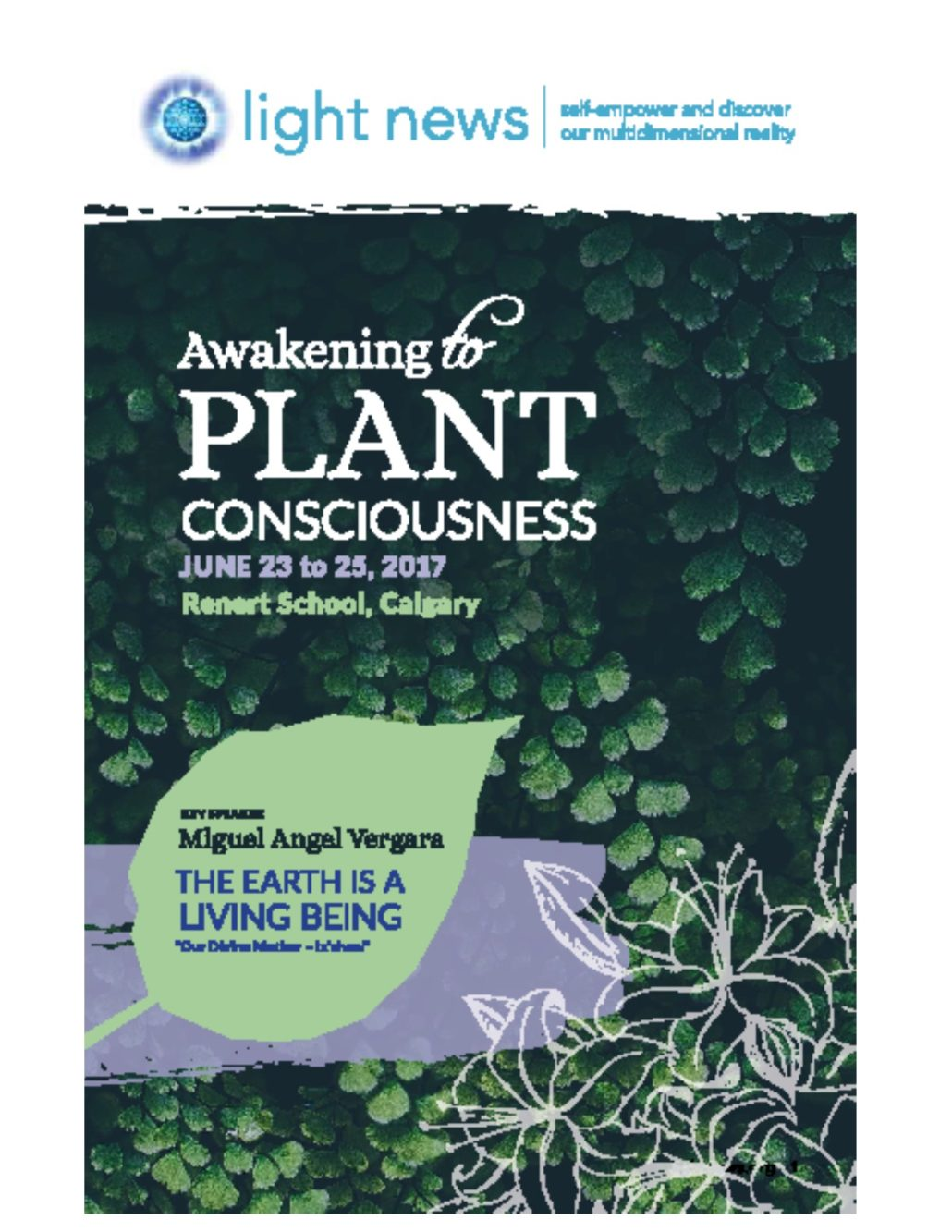 Awakening To Plant Consciousness
